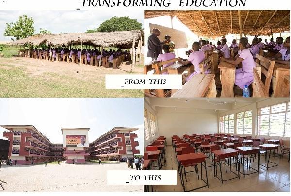 Nchumuruman Secondary School