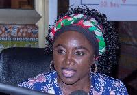 Dr Hanna Bisiw, NDC National Women's Organiser.