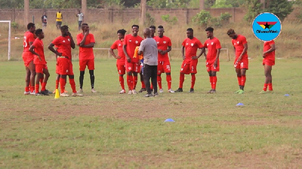 Abednego Tetteh trains with Hearts, set to play against Kotoko on Sunday – Report