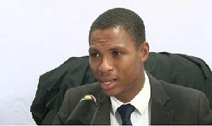 Francis Xavier Sosu Lawyer New
