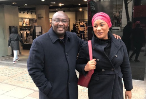 Bawumia And Wife