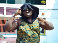 CJ Biggerman received positive feedback from the audience at the Rapperholic concert.