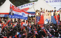 The NPP is holding elections at the various levels to elect new leaders