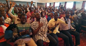 Asokore Mampong Municipal Assembly youth