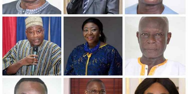 11 MPs are retiring from Parliament