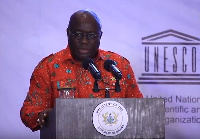 President Akufo-Addo has said he's determined to weed out corruption