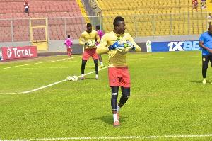 Felix Annan Ghana