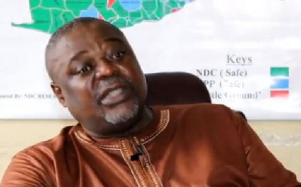 The Hypocrites who insulted me for being courageous are praising NPP MPs today - Anyidoho