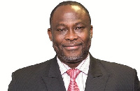 Dr Ekwow Spio-Garbrah is NDC flagbearer aspirant