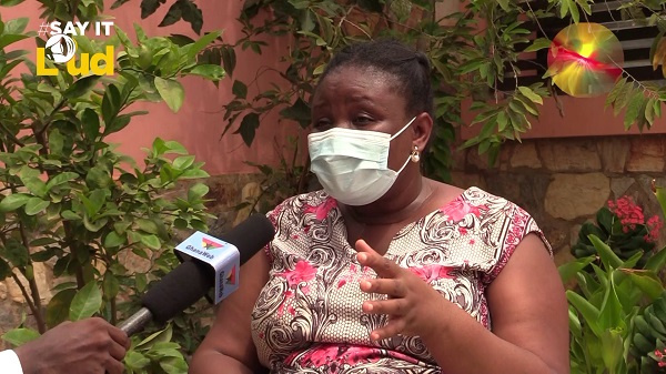 Koku Anyidoho's wife speaks about how she was sacked, baggage thrown out of matrimonial home