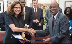 IMF says Ghana