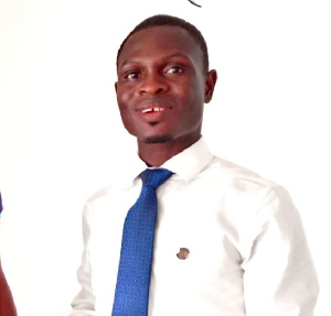 Educational Consultant|Advocate|Volunteer, David Angangmwin Baganiah