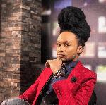 Nigerian TV host, Denrele Edun
