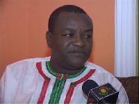 Hassan Ayariga, Flagbearer APC