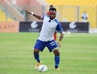 Gladson Awako,  Black Stars midfielder