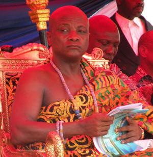 Board Chairman Togbe Afede XIV