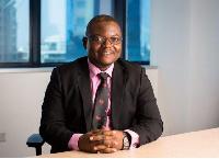 Gayheart Mensah, External Affairs Director, Vodafone Ghana