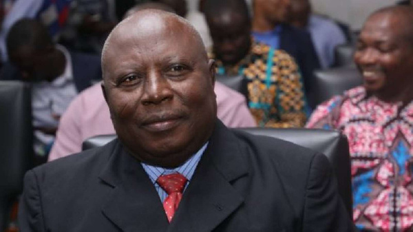 Akufo-Addo never interfered with Amidu's work – Mike Oquaye