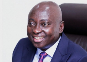Minister for Works and Housing and Member of Parliament for Abuakwa South, Samuel Atta-Akyea