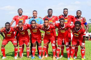 Asante Kotoko Squad Foto
