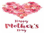 Mother's Day is celebrated on the second Sunday in May every year