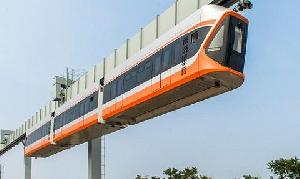 The proposed SkyTrain initiative in Accra provides for the development of five routes
