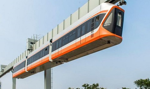 Accra to have first sky train station in August