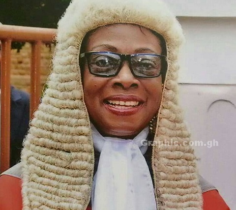 Your record unmatched – GBA to outgoing Chief Justice