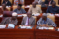 A cross-section of the minority in Parliament