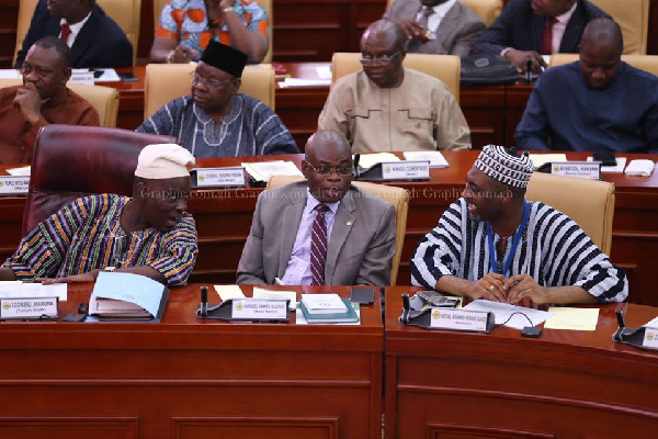 Minority threatens to block 2020 budget over govt's failure to release cash for assemblies