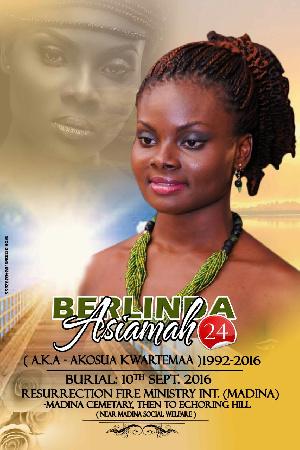 Berlinda Asiamah