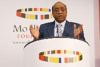 Mo Ibrahim, Entrepreneur