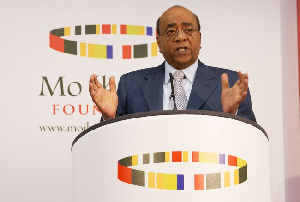Mo Ibrahim is Chair and Founder of the Mo Ibrahim Foundation