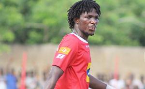 Kotoko striker Sogne Yacouba