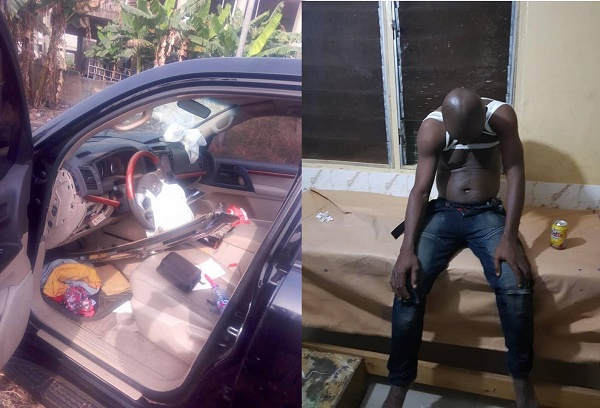 Abronye DC was attacked by unknown assailants
