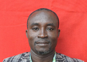MCE of Tarkwa-Nsuaem, Mr Benjamin Kessie