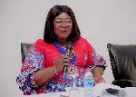 Frema Osei-Opare: The first Chief of Staff to serve two terms