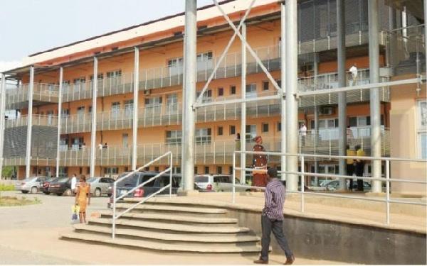 The Tamale Teaching Hospital