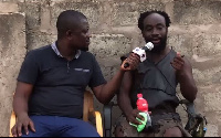Samuel Marfo (R) says women were the downfall of some Bible Characters