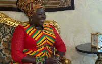 Paulina Abayage, minister-designate for Upper East region