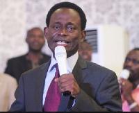 Apostle Prof. Opoku Onyinah, Chairman of the Church of Pentecost
