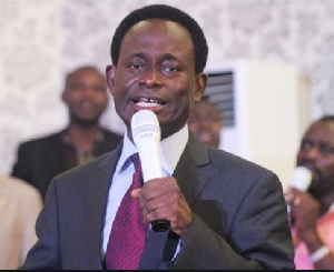 Former Chairman of the Pentecostal Council, Rev Dr Opoku Onyina