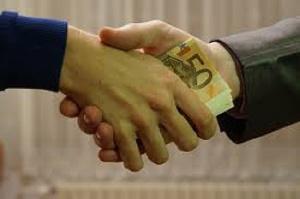 Bribery Money Laundering