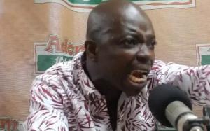 Kwame Baffoe also known as Abronye DC, Brong Ahafo Regional Youth Organiser of the NPP