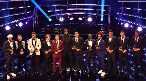 FIFA Best World XI 2018