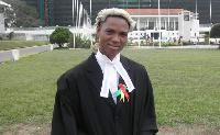 Human Rights Lawyer, Francis Sosu