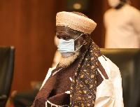 National Chief Imam, Osman Nuhu Sharubutu