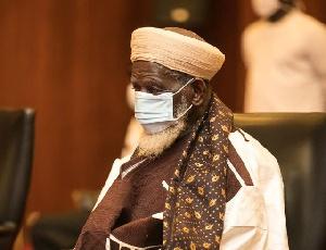 National Chief Imam, Sheikh Dr. Osman Nuhu Sharubutu