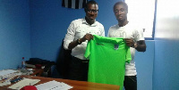 Hearts of Oak defender Owusu Bempah on a one-year deal