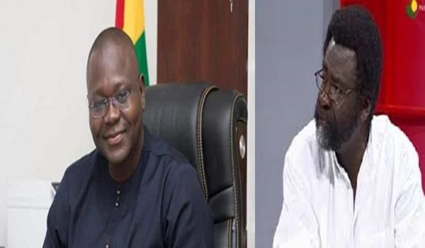 Asenso Boakye clarifies his meeting with Amoako Baah